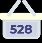 Total 528